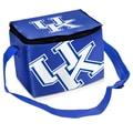 Forever Collectibles NCAA Zipper Lunch Bag; Kentucky
