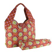 Amy Butler Tulip Diaper Bag; Buttercups Tangerine