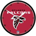Wincraft NFL 12.75'' Wall Clock; Atlanta Falcons