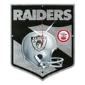 Wincraft NFL Plaque Wall Clock; Oakland Raiders