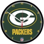 Wincraft NFL 12.75'' Wall Clock; Green Bay Packers 2