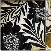 iCanvas Floral Jungle Lines I Canvas Wall Art; 26'' H x 26'' W x 1.5'' D