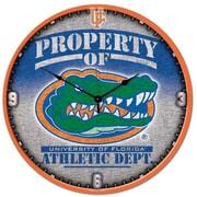 Wincraft Collegiate 18'' NCAA High Def Wall Clock; Florida Gators