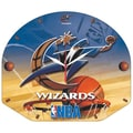 Wincraft NBA High Def Plaque Wall Clock; Washington Wizards