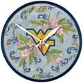 Wincraft NCAA 12.75'' Wall Clock; West Virginia University