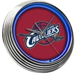 On The Edge Marketing NBA 14.75'' Cleveland Cavaliers Red Neon Wall Clock