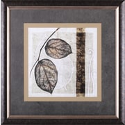 Art Effects Fall Leaves II by Christine Zalewski Framed Painting Print