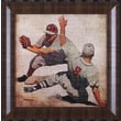 Art Effects Vintage Sports VII by John Butler Framed Painting Print
