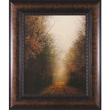 Art Effects Road of Mysteries Framed Photographic Print