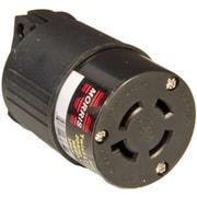 Morris Products Female Multi-Pole Twist Lock Plug for Most Generator
