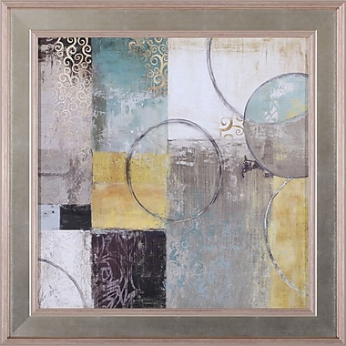 Art Effects Peace of Mind II by Tom Reeves Framed Painting Print