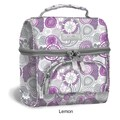 J World Corey Lunch Bag; Lemon