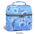 J World Corey Lunch Bag; Target Blue