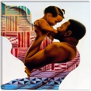 iCanvas ''Ties That Bind'' Canvas Wall Art by Keith Mallett; 18'' H x 18'' W x 1.5'' D