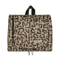 Travelon Compact Hanging Toiletry Kit; Leopard