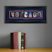 JDS Personalized Gifts Personalized Gift College Campus Framed Memorabilia; Gonzaga