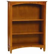 Bolton Furniture Essex Small 48'' Bookcase; Honey
