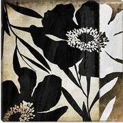 iCanvas Floral Jungle Lines II Canvas Wall Art; 12'' H x 12'' W x 1.5'' D