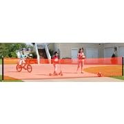 Kid Kusion Driveway Safety Net; 18'