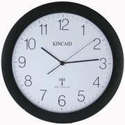 Kincaid Clocks 11.75'' Radio-Controlled Wall Clock