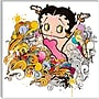 iCanvas Pop Betty Boop Canvas Wall Art; 12''