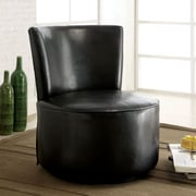 Hokku Designs Tory Leatherette Slipper Chair