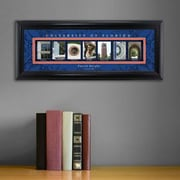 JDS Personalized Gifts Personalized Gift College Campus Framed Memorabilia; Florida State