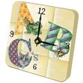 Lexington Studios Children and Baby ABC Tiny Times Clock