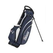 Wilson NFL Golf Cart Carry Bag; Patriots