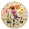 Lexington Studios 10'' Gerber Bottles Wall Clock