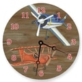 Lexington Studios 18'' Airplanes Wall Clock