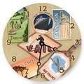 Lexington Studios Travel and Leisure 18'' Wall Clock