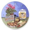 Lexington Studios 10'' Bakers Wall Clock