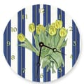 Lexington Studios 10'' Tulip Wall Clock