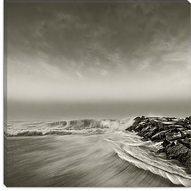 iCanvas ''Swells II'' by Geoffrey Ansel Agrons Photographic Print on Wrapped Canvas