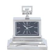 Woodland Imports Mantel Table Clock