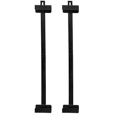 Oriental Furniture 36'' Room Divider Bracket; Black