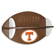 Fan Creations NCAA Football 11.5'' Bookshelf; Tennessee