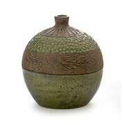 New Rustics Home Sedona Pottery Vase; 8'' H x 7'' W x 7'' D