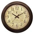 Geneva Clock Geneva 14'' Wall Clock