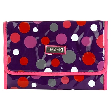 Hadaki Hanging Roll Up Make Up Pod Coated; Bouncing Ball Berry