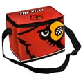 Forever Collectibles NCAA Zipper Lunch Bag; Louisville