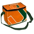 Forever Collectibles NCAA Zipper Lunch Bag; Miami of Ohio