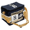 Forever Collectibles MLB Zipper Lunch Bag; Milwaukee Brewers