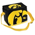 Forever Collectibles NCAA Zipper Lunch Bag; Iowa