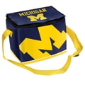 Forever Collectibles NCAA Zipper Lunch Bag; Michigan