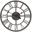 Gardman 22'' Roman Numeral Wall Clock