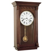 Howard Miller Chiming Key - Wound Alcott Wall Clock
