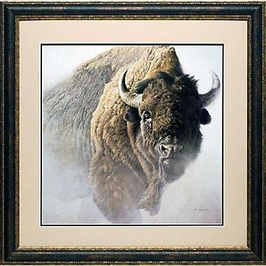 North American Art 'Chief' by Robert Bateman Framed Photographic Print