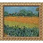 Amanti Art 'View of Arles with Irises' by
